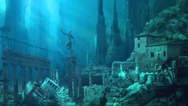 Atlantis - Fictional city