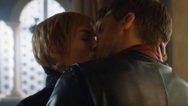 Cersei Lannister - Jaime Lannister