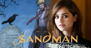 Jenna Coleman - The Sandman
