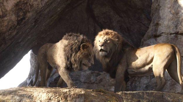 Lion King - Mufasa Scar