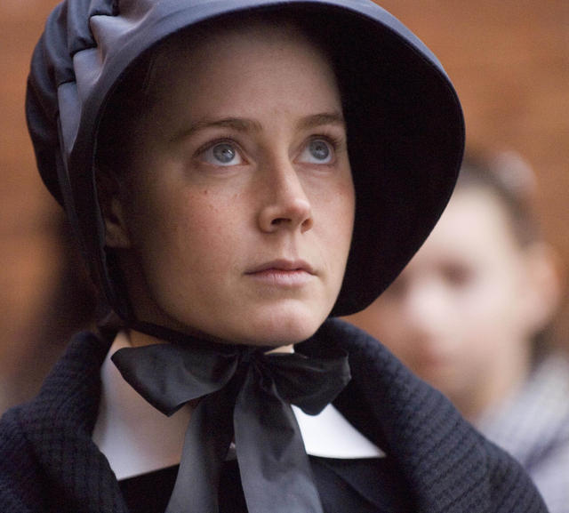 Sister James (Amy Adams)