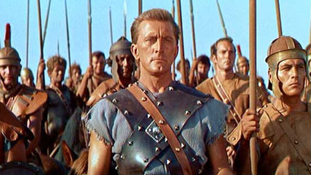 """Spartacus""- sword, sandals, AND gravitas"