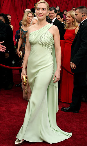 The BEST Oscar Gowns  (1/6)