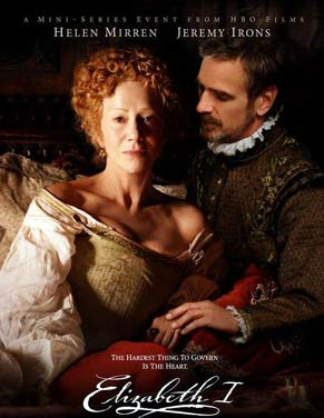 "Mini-Series Review: ""Elizabeth I"" (HBO Films) (1/6)"