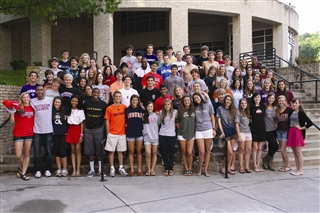 The Class of 2011.