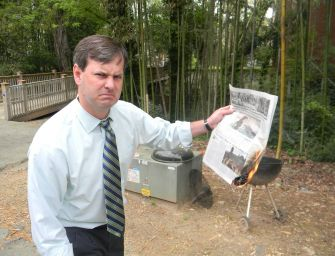 Gannon to Ban Knightly News: End of an Era [April Fools!]