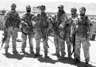 The Seal Team 6