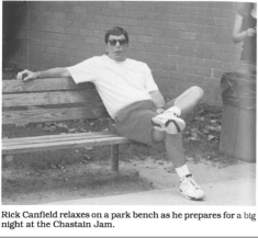 Canfield has been the same since before we were born. Photo: 1994 Yearbook