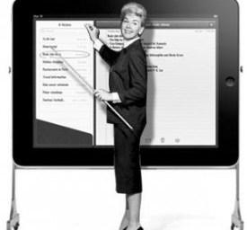 Pilot Program Panics Teachers: iPads to Replace Faculty [April Fools!]