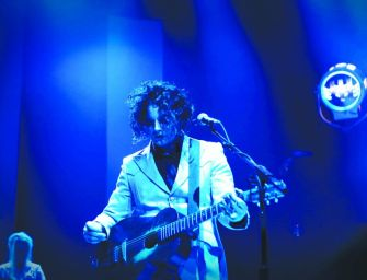 Jack White Rocks the Fox Theater