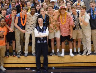 Knights of the Round Table Brings Noise to Fan Section
