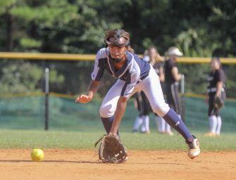 Freshmen Play Key Role on Softball Team