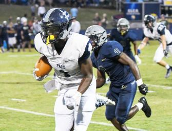 Varsity Football Fills Holes with Newcomers, Upperclassmen Rise Up
