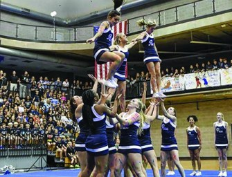 Varsity Cheer Adds Competition Team