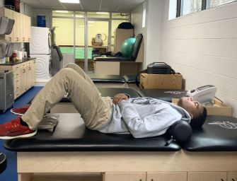 Out for the Season: Injuries Plague Student Athletes