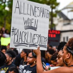 Video Game Chair Disposable High Floor Mat Thousands March For Black Lives Matter Demonstration In Orlando | Knightnews.com