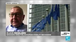 Eurozone bailout chief: 'No government can be blamed' for economic hit from Covid-19