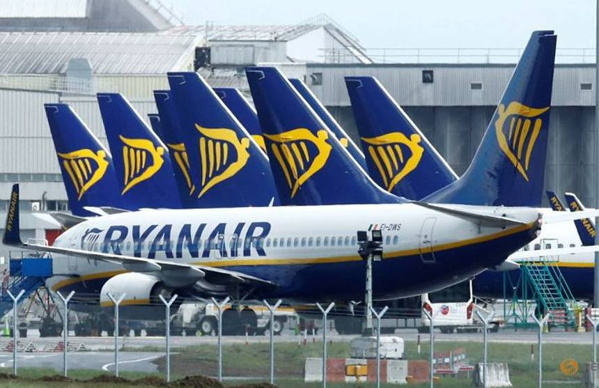 Ryanair vows to appeal against Lufthansa aid package