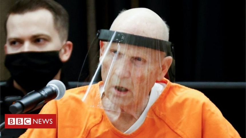 Golden State Killer pleads guilty to 13 murders