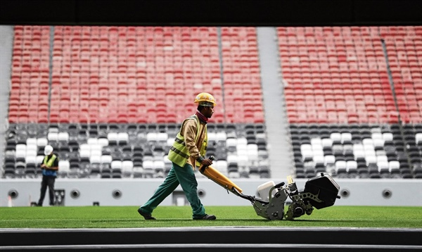 GCO responds to Amnesty report on non-payment of salaries by stadium contractor
