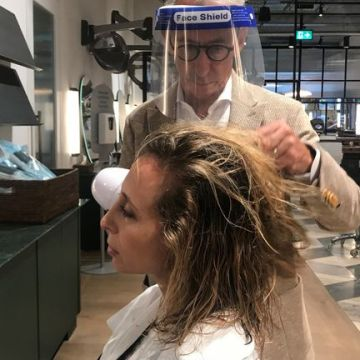 What was it like finally going to the pub and hairdresser's again? Those who did it tell us