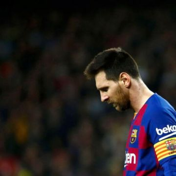 Football: Messi misses first pre-season training session as Barcelona stand-off continues