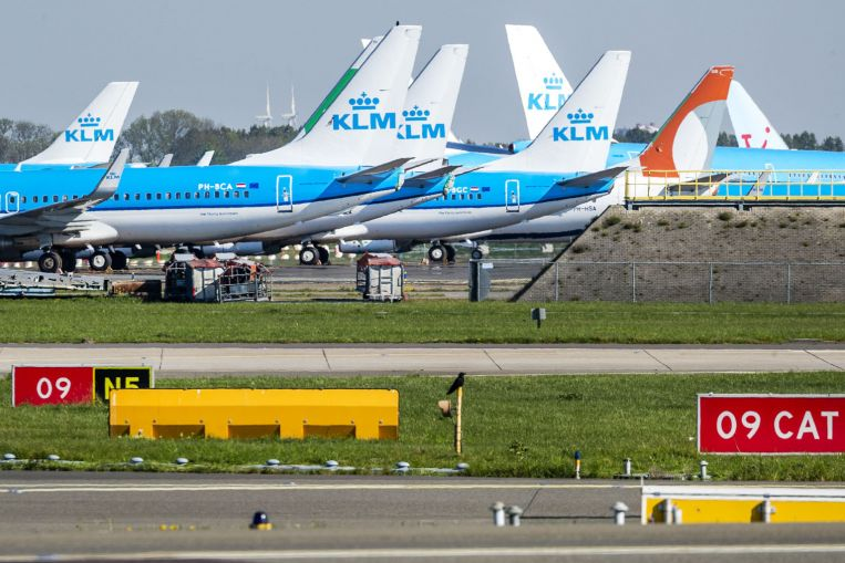 KLM to axe up to 5,000 jobs due to 'unprecedented' crisis
