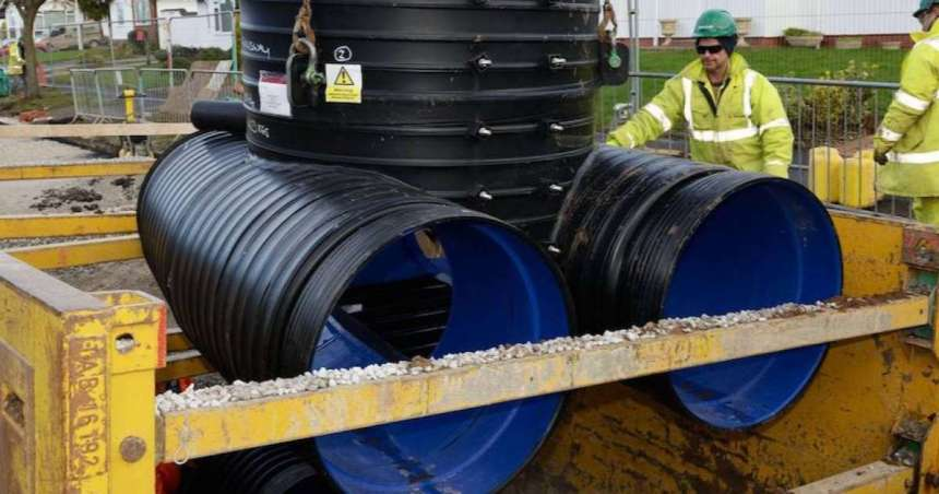 Polypipe says trading almost back to normal but not ready to pay dividend yet