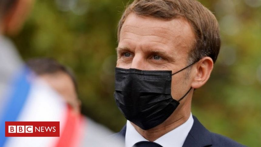 France's Macron vows to fight 'Islamist separatism'