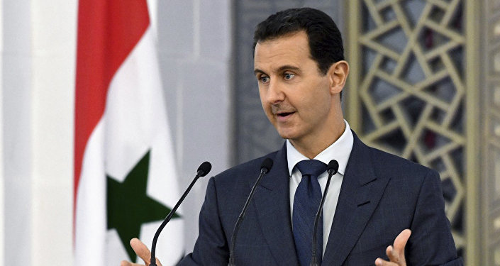 Syria's Assad: Western sanctions hinder return of refugees