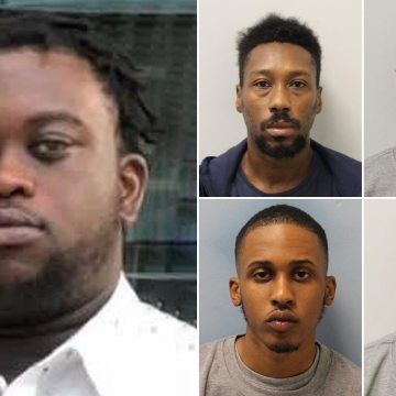 Men jailed for killing of shop worker in Wembley
