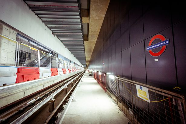 Londoners left baffled at the slightly silly name of the London Underground's newest station