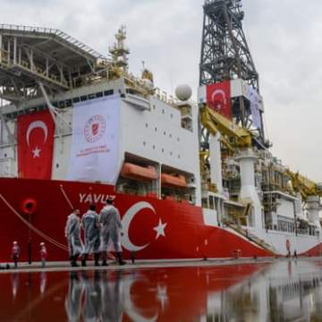 EU leaders approve sanctions on Turkish officials over gas drilling