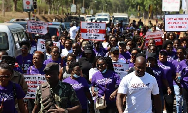 Death of father at hands of mob casts a dark light on rise in Malawi rape cases