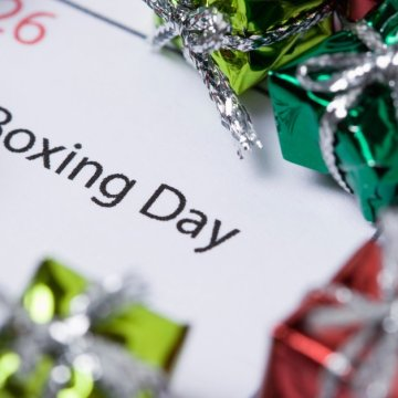 Why is Boxing Day celebrated?