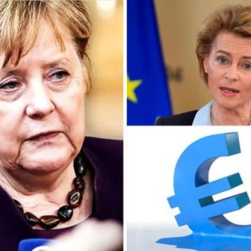 Eurozone crisis: Single currency is a 'disaster' which has left EU banks in a 'doom loop'