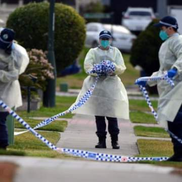 Sydney Covid victim reportedly mother of removalists who travelled to regional NSW while positive