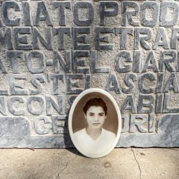 Lucia Mantione: murdered Sicilian girl finally given funeral after 66 years