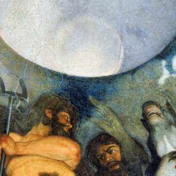 Roman villa with world's only Caravaggio mural up for sale