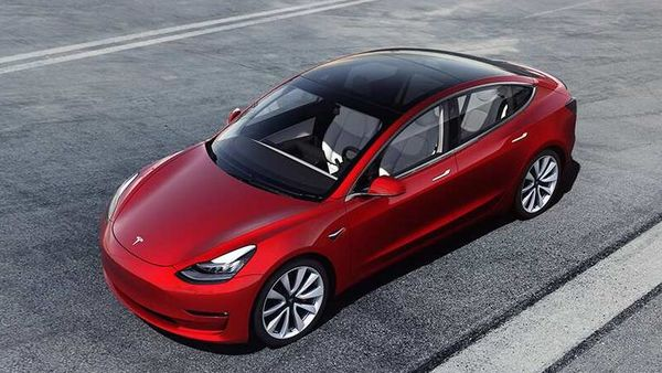 Tesla Model 3 is first battery electric car to top Europe's monthly sales chart