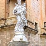 Malta Statue 1