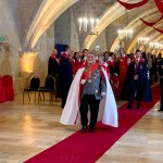 Prince José His Eminence leads the latest Knighting Ceremonies, Valetta Malta