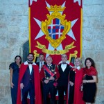 Newly Knighted South Florida Priori Citizenry