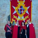 Prime Minister, General Sir George Popper, Lady Anna Popper, Lady & Ambassador, Sir Roberto Munoz. Valetta, Malta 2019
