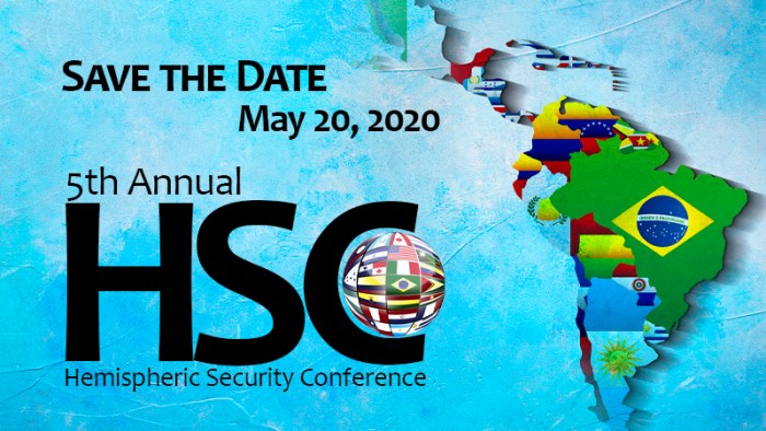 HSC Save the Date 2020. UPLOAD