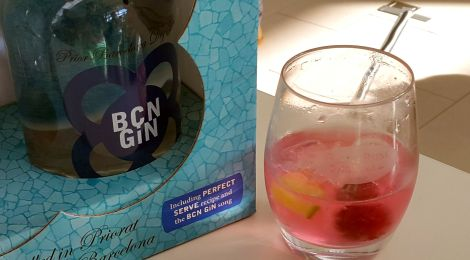 BCN Gin (bcngin.com) - Picture from Gin&Rum Festival Lucerne