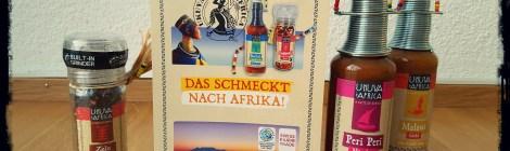 Ukuva iAfrica - A Taste Of Africa