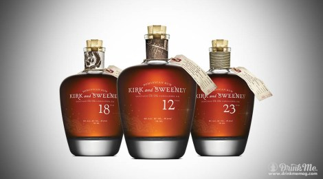 Kirk and Sweeney Dominican Rum (18 Years)