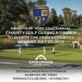 Knights of York 22nd Annual Charity Golf Outing & Dinner