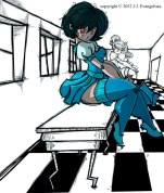 Ranma 1/2 Akane Fan Art